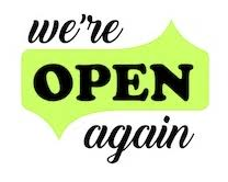 Huis Klaas terug open!